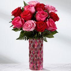 Art of Love Rose Bouquet Valentine's Day Valentine Flower Arrangements, Rose Arrangements, Rose Bouquet Valentines, Valentines Day, Art Of Love, Local Florist, Love Rose, Flower Designs, Pretty In Pink
