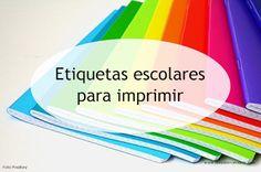 Ministério Enlace: Etiqueta escolar grátis para imprimir