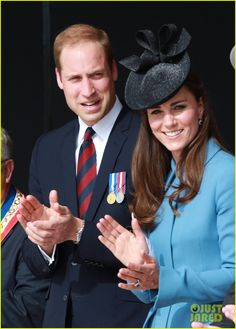 Kate Middleton & Prince William Pay Respects at D-Day 70th Anniversary | Kate Middleton, Prince William Photos | Just Jared