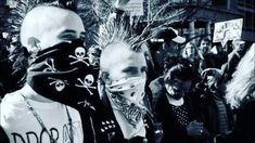 Rebeldias e Anarquias musica Punk