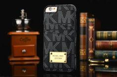 Coque cuir élégante Michael Kors porte-carte iPhone 6s 6s plus achat sur lelinker.fr 24€