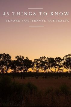Thinking of traveling in Australia? Check out these interesting facts about Australia before you head down under, especially on a road trip. Romantic Vacations, Romantic Getaway, Family Vacation Destinations, Travel Destinations, Vacation Ideas, Vacation Travel, Facts About Australia, Australia Travel Guide, Australia Trip