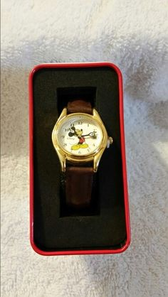 Mickey Mouse date watch