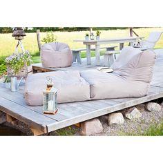 Bildergebnis für lounge sofa outdoor hochglanz grau