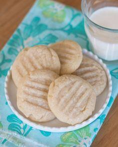 Simple Vanilla Cookies   Flour Arrangements