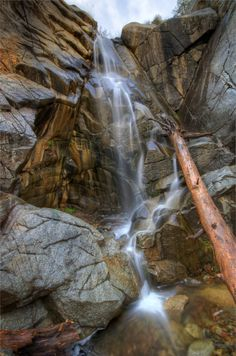 These falls near Prescott, AZ, are impressive at 90 feet tall, yet are still relatively unknown. The hike is somewhat slippery on downhill gravel, so be sure to wear the proper