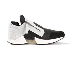 CA BY CINZIA ARAIA 'New Zip Runner'运动鞋_FLARE