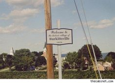 Famous Movie Locations: Town from 'The Blair Witch Project' (Burkittsville, MD)