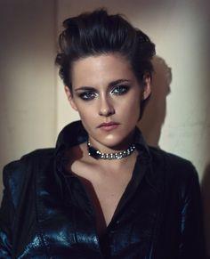 Kristen Stewart «Madame Figaro» 2015