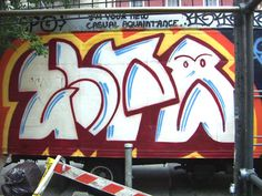 ESPO graffiti art