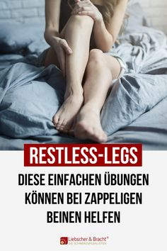 Fitness Workouts, Restless Leg Syndrome, Legs, Sore Muscles, Falling Asleep, Thigh, Feel Better, First Aid, Work Outs