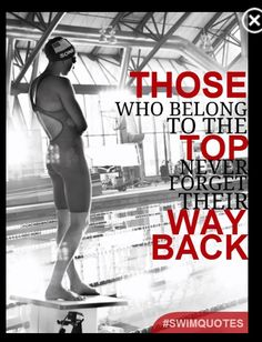 I wish i hadnt hurt my shoulder. i had a shot at the olypics! They were scoutting me when i was a sophmore. then i desroyed my shoulder. had surgery. kept swimming. my shoulder just wouldnt hold up. Swimmer Quotes, Swimming Motivation, I Love Swimming, Swim Mom, Competitive Swimming, Water Polo, Way Of Life, My Passion, Fun Workouts