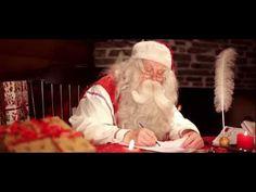 Joulupukki ja Joulupukin kotikaupunki Rovaniemi joulumielellä