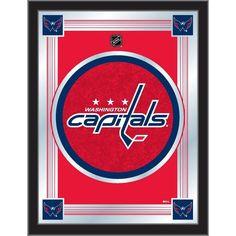 5441b5ca8 Holland NHL US Team Logo Mirror (NHL Logo Mirror Washington Capitals)