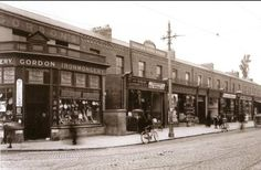 Ranelagh, South Dublin (MacGowan Terrace) - c 1910 Old Pictures, Old Photos, Vintage Photos, Scotland History, Images Of Ireland, Photo Engraving, Dublin City, Emerald Isle, Dublin Ireland