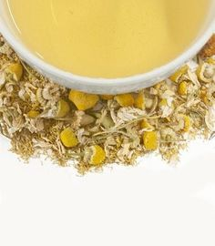 Chamomile is perfect for winding down during a hectic afternoon at the office, or at home at the end of the day.  #Tea #Harney