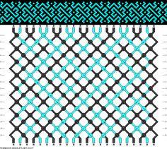 Friendship Bracelet Pattern More Mais Thread Bracelets, Diy Bracelets Easy, Woven Bracelets, Handmade Bracelets, Pandora Bracelets, Bracelet Fil, Bracelet Crafts, Diy Friendship Bracelets Patterns, Macrame Patterns