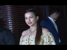 Gauhar Khan at success party of BADRINATH KI DULHANIA movie. Badrinath Ki Dulhania Movie, Gauhar Khan, Interview, Success, Photoshoot, Party, Youtube, Movies, Photo Shoot
