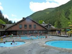 12 Places You MUST Visit On The Olympic Peninsula In Washington  #8. Sol Duc Hot Springs