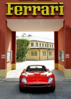 Ferrari Head Quarters, Maranello, Italy