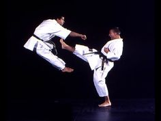 Learn karate online, BASIC KICKS - YouTube