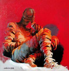 Artwork by Artur Muharremi | See more: parisartweb.com | #Art #Painting #France #ParisArtWeb