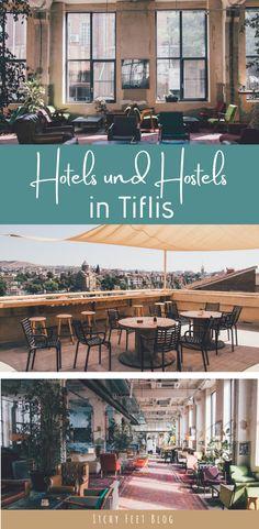 Wo gibt's das leckerste Frühstück und wo die sensationellste Aussicht? Fast zwei Wochen lang habe ich mich durch  die #Hotels und #Hostels in #Tiflis getestet. Dabei war mir neben einem  günstigen Preis, eine zentrale Lage wichtig, genauso wie der besondere  Charme der #Unterkünfte. Hier kommen meine Empfehlungen. #georgien