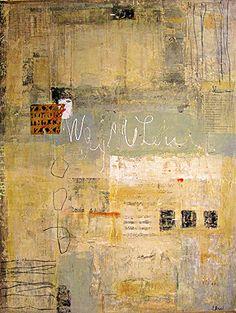 Weathered Wall #7 - Jean Geraci