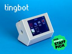 Tingbot - Raspberry Pi made even more fun! project video thumbnail