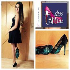 Danke liebe Victoria Victoria, Shoe, Tattoo, Thanks, Love, Zapatos, Shoemaking, Tattoos, Shoes