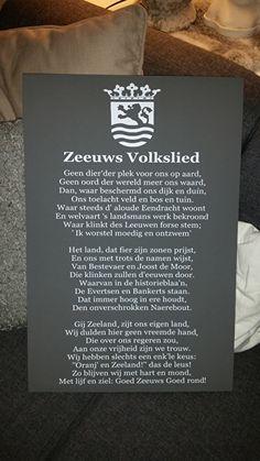 Zeeuws volkslied
