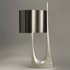 Charles Paris - Jonc Table Lamp 2379-0 (Collection Sculpture) - luxury lighting designed by Jacques Charles on select-interiormarket.com