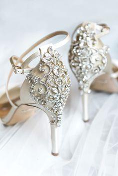 Wedge Wedding Shoes, Wedding Shoes Bride, Wedding Boots, Luxe Wedding, Bride Shoes, Sparkly Shoes, Prom Shoes, Persian Wedding, Bride Accessories