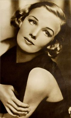 Actress Frances Farmer, 1937. #vintage #1930s #actresses