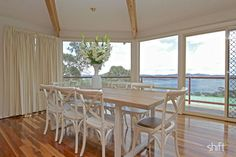 Dining room interior stylist specialists Hobart