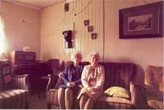 Rachel and Fanny Short, Bannockburn. Photographer - Robin Morrison.