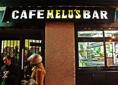 Cafe Melo's – Madrid – Restaurant Review