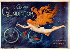 Copenhagenize.com - Bicycle Culture by Design: Learning From Historical Bicycle Posters