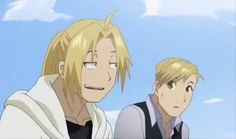 """Many faces of Edward Elric: """"Especially you, Alphonse. You got pretty close with a certain princess. You aiming to be the future prince of Xing?"""""""