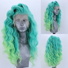 Dope Hairstyles, Pixie Hairstyles, Pretty Hairstyles, Wig Styles, Curly Hair Styles, Flüssiges Gold, Pretty Hair Color, Hair Reference, Long Hair Styles