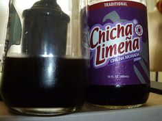 We Try Chicha Morada, a Purple Peruvian Power Potion Peruvian Drinks, Peruvian Recipes, Dogfish Head, Dr Pepper Can, Brewery, Coca Cola, Stuffed Peppers, Traditional, Canning