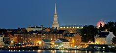 manchester nh skyline - Google Search