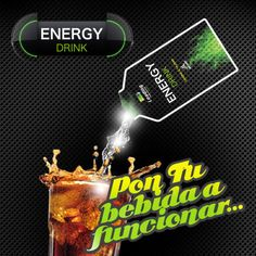 ¡RECUERDA! Puedes obtener tu bebida #EnergyDrink en más de 300 centro comerciales Carrefour además de en su web http://energythedrink.com/  Atrévete a sentir la pura #energía poniendo tu bebida favorita a funcionar