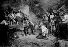 Howard Pyle's Book of Pirates: Chapter 1 - Morgan at Porto Bello