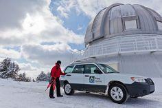 ASTROlab au Lac Megatic (3h de route) Sépaq