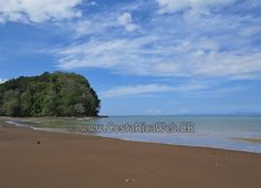 Agujas Beach in Garabito, Puntarenas, Costa Rica. More picture and info at our website www.CostaRicaWeb.CR
