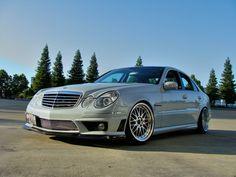 Updated Pics   W211 E55 Inside - BMW M3 Forum.com (E30 M3   E36 M3   E46 M3   E92 M3   F80/X)