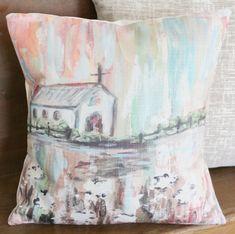 Sunday Sunset Pillow