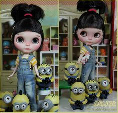 ❤ Agnes :) Blythe ❤    OH my goodness!!! What wouldn't I give to have this PERFECTLY PERFECT Agnes Blythe in the store!!?!?!!
