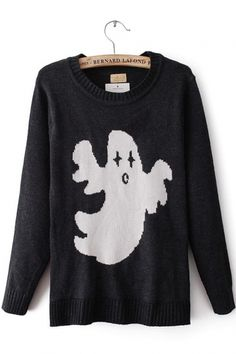 cute sweater for Halloween
